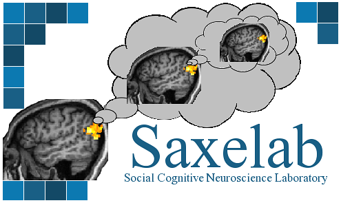 Saxelab Social Cognitive Neuroscience Laboratory at MIT logo